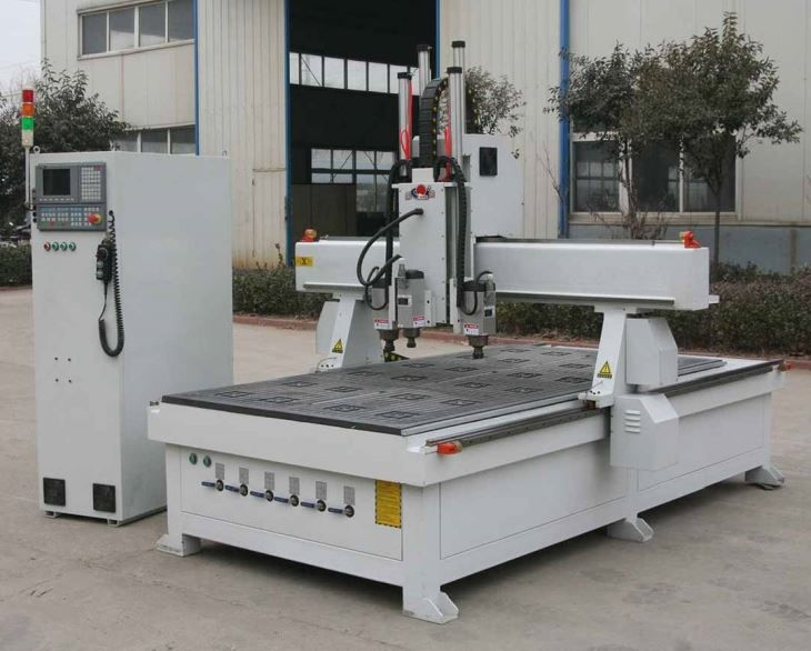 1325 ATC Three Working Procedures Wood CNC Router
